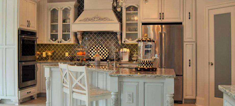 Milligan Custom Cabinetry Home